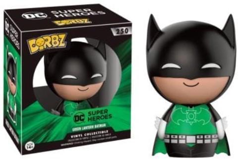 Dorbz: Dc Universe Green Lantern Batman #250 ( Funko )