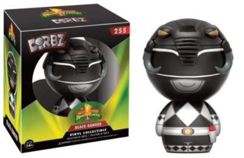Dorbz: Power Rangers Black #255 ( Funko )