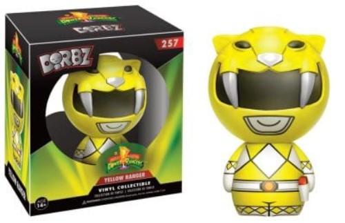 Dorbz: Power Rangers Yellow #257 ( Funko )