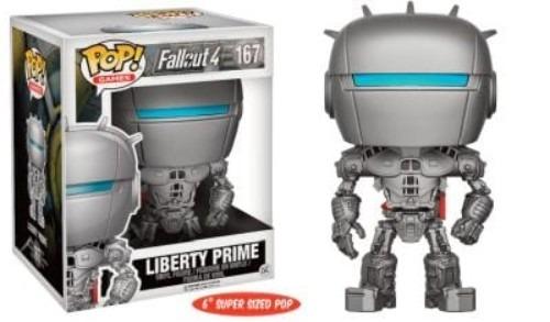 Pop! Games: Fallout 4 Liberty Prime 6Ó #167 ( Funko )