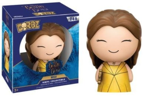Dorbz: Beauty And The Beast Live Action Ballgown Belle #266 ( Funko )