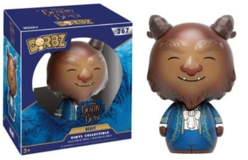 Dorbz: Beauty And The Beast Live Action Beast #267 ( Funko )