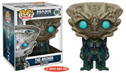 Pop! Games: Mass Effect Andromeda Archon 6Ó #191 ( Funko )