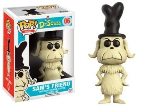 Pop! Books: Dr. Seuss SamÕS Friend #06 ( Funko )