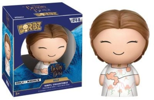 Dorbz: Beauty And The Beast Live Action Celebration Belle #268 ( Funko )