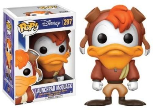 Pop! Disney: Darkwing Duck Launchpad Mcquak #297 Cancelled ( Funko )