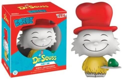 Dorbz: Dr. Seuss Sam I Am #284 ( Funko )