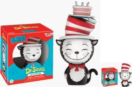 Dorbz: Dr. Seuss Cat With The Hat W/Chase #285 ( Funko )