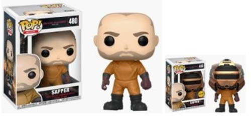 Pop! Blade Runner 2049: Sapper ( Funko )