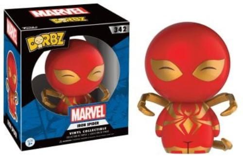Dorbz: Marvel Iron Spider #342 ( Funko )