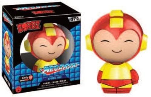 Dorbz: Megaman Atomic Fire #270 ( Funko )