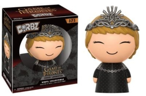 Dorbz: Game Of Thrones Series 2 Cersei Lannister #371  Cancelled ( Funko )