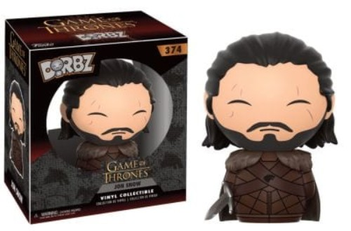 Dorbz: Game Of Thrones Series 2 Jon Snow #144 ( Funko )