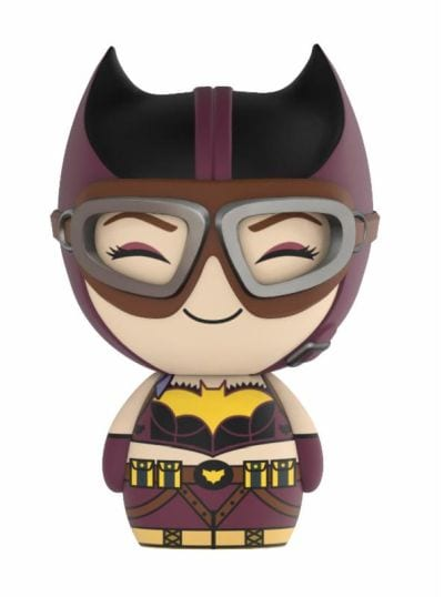 Dorbz: Dc Bombshells Batgirl ( Funko )