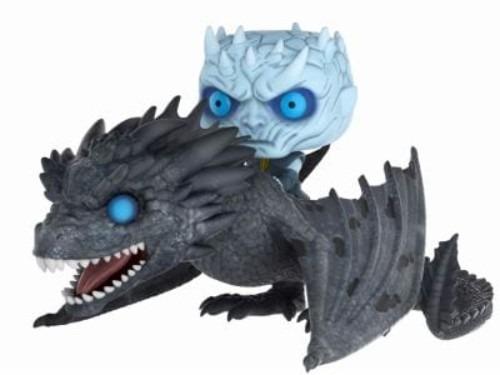 Pop! Rides: Game Of Thrones Night King On Dragon ( Funko )