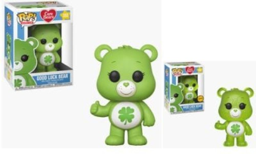 Pop! Vinyl: Care Bears Good Luck Bear  ( Funko )