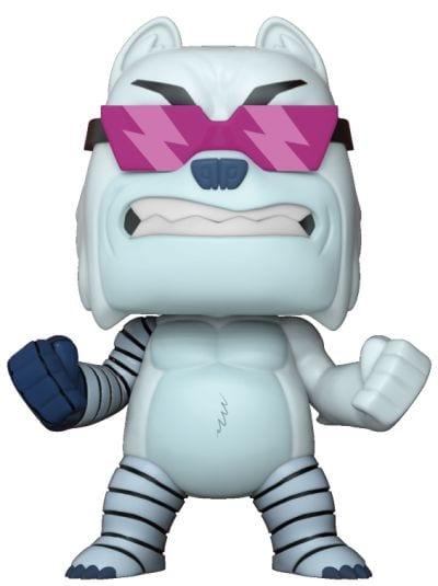 Pop! Tv: Teen Titans Go! The Night Begins To Shine Cee-Lo-Bear ( Funko )