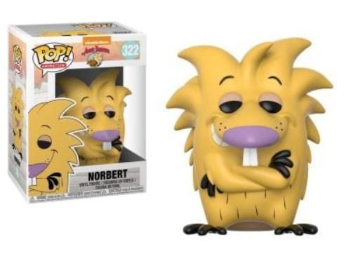 Pop! Vinyl: Nickelodeon Angry Beavers Norbert #322 ( Funko )