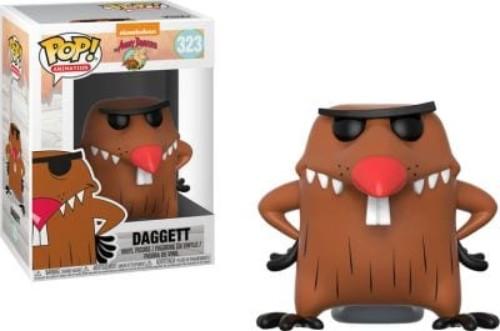 Pop! Vinyl: Nickelodeon: Angry Beavers: Daggett #323 ( Funko )