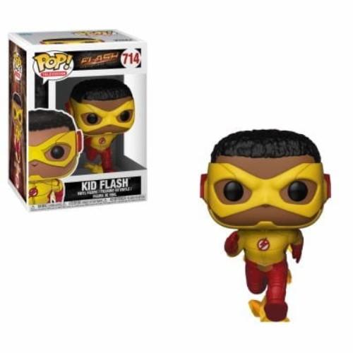 Pop! Tv: The Flash Kidflash #714 ( Funko )