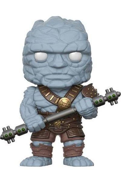 Pop! Bobble Marvel: Thor Ragnarok Korg W/Miek ( Funko )