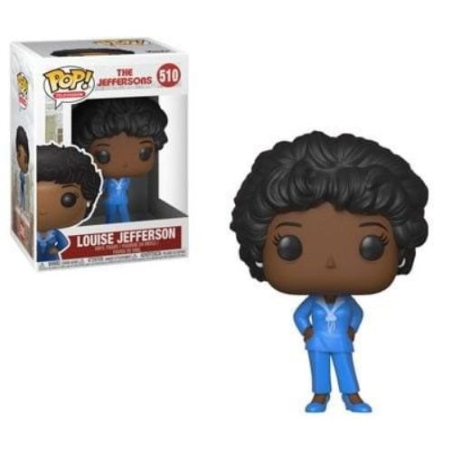 Pop! Tv: The Jeffersons Louise Jefferson #510 ( Funko )