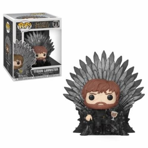 Pop! Deluxe: Game Of Thrones S10 Tyrion Sitting On Throne #71 ( Funko )
