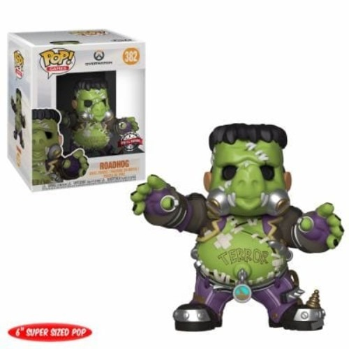 Pop! Games: Overwatch Junkenstein'S Monster 6″ Ltd ( Funko )