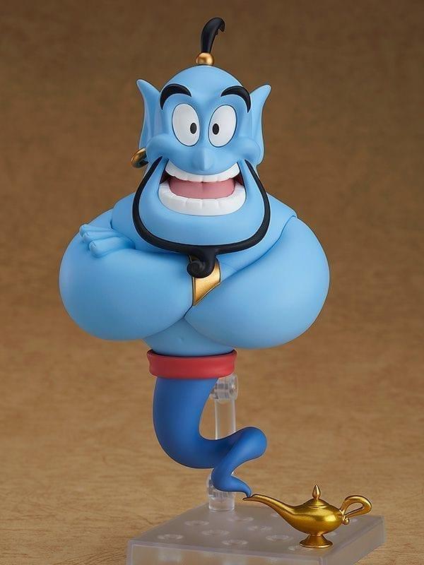 Disney Aladdin Nendoroid PVC Figure Genio 10 cm ( Good Smile Company )