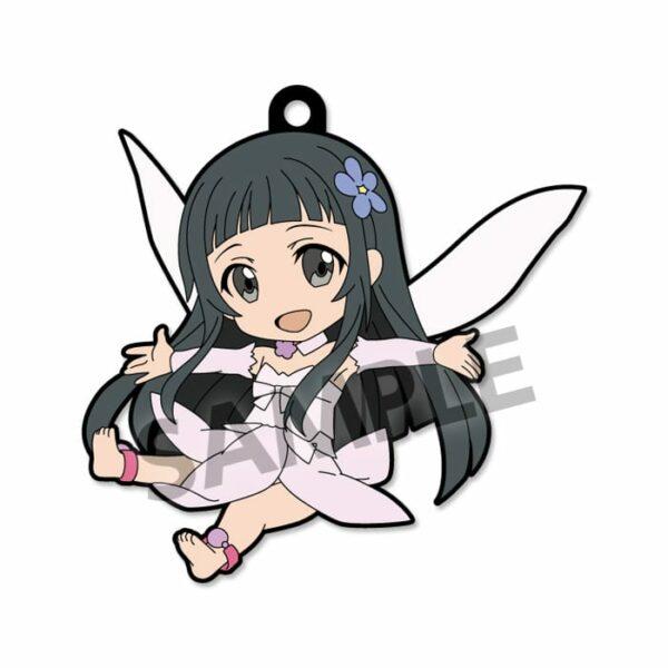 Sword Art Online Ordinal Scale rading Keychain Portachiavi Yui ( Hobby Stock )