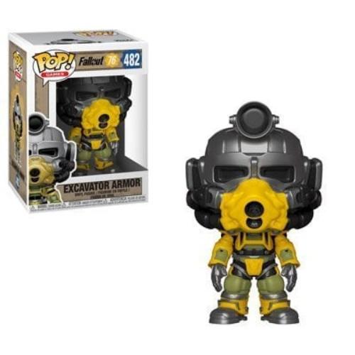Pop! Games: Fallout 76 Excavator Ower Armor #482 ( Funko )