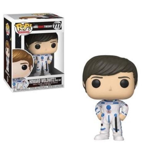 Pop! Tv: Big Bang Theory S2 Howard #777 ( Funko )