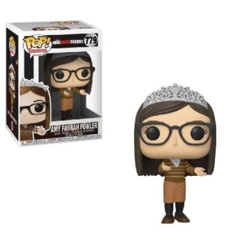 Pop! Tv: Big Bang Theory S2 Amy #779 ( Funko )