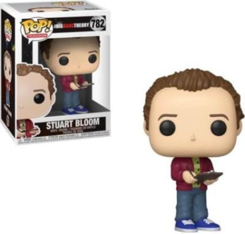 Pop! Tv: Big Bang Theory S2 Stuart #782 ( Funko )