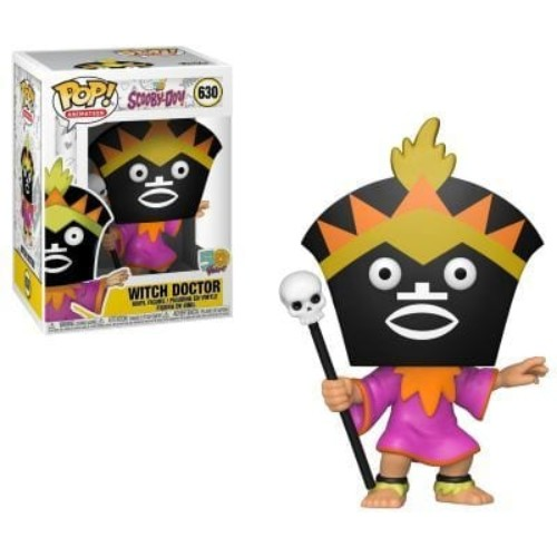 Pop! Animation: Scooby Doo Witch Doctor #630 ( Funko )