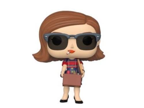 Pop! Tv: Mad Men S1 Peggy ( Funko )