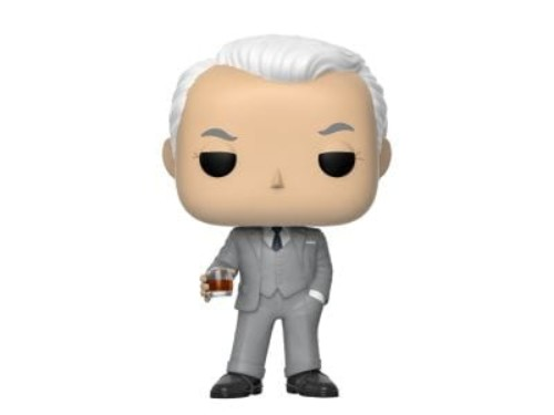 Pop! Tv: Mad Men S1 Roger ( Funko )