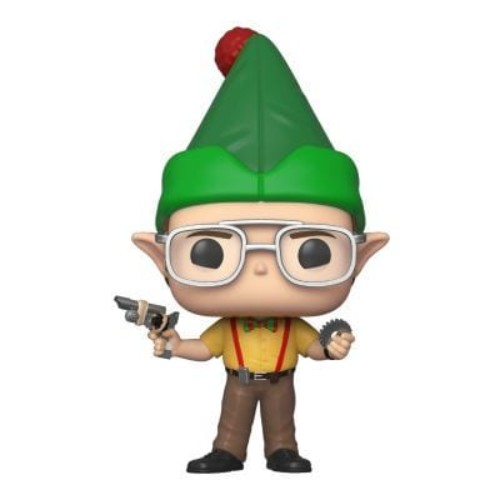 Pop! Tv: The Office Dwight As Elf ( Funko )