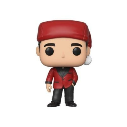 Pop! Tv: The Office Michael As Classy Santa ( Funko )