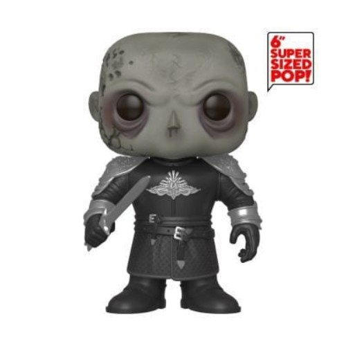 Pop! Tv: Game Of Thrones The Mountain Unmasked 6″ ( Funko )
