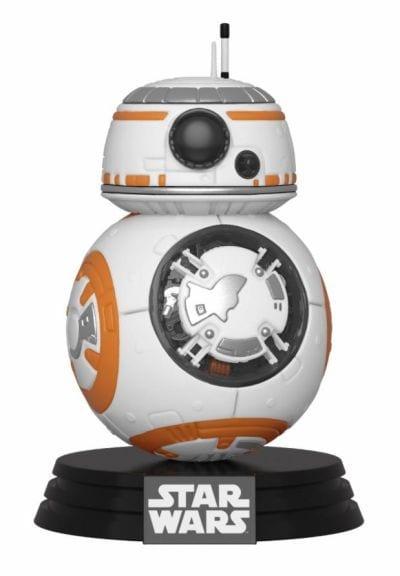 Pop! Star Wars Ep 9:Star Wars Bb-8 ( Funko )
