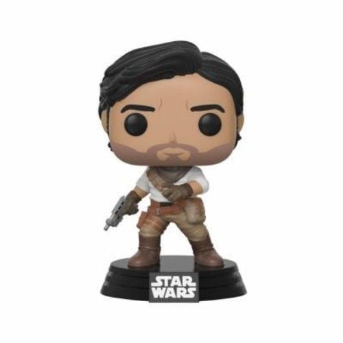 Pop! Star Wars Ep 9: Star Wars Poe Dameron ( Funko )