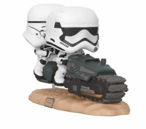 Pop! Movie Moment: Star Wars Ep 9 First Order Tread Speeder ( Funko )