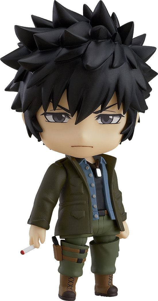 Psycho-Pass Sinners of the System Nendoroid Action Figure Shinya Kogami SS Ver. 10 cm ( Orange Rouge )
