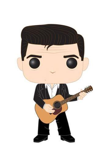 Pop! Rocks: Johnny Cash Johnny Cash #117 ( Funko )