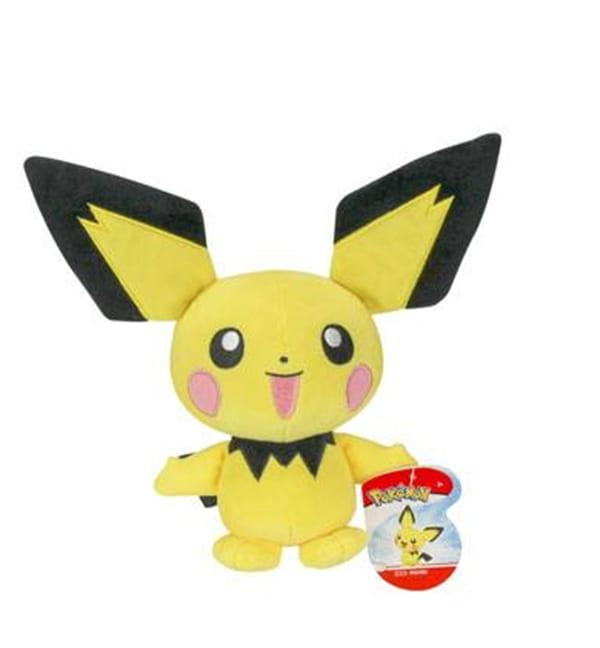 Pokémon Sword and Shield Plush Figure Pichu 20 cm ( BOTI )