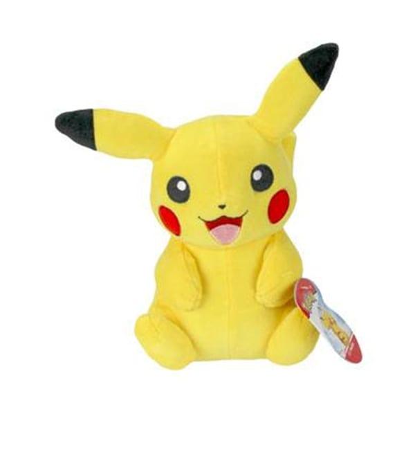 Pokémon Sword and Shield Plush Figure Pikachu 20 cm ( BOTI )