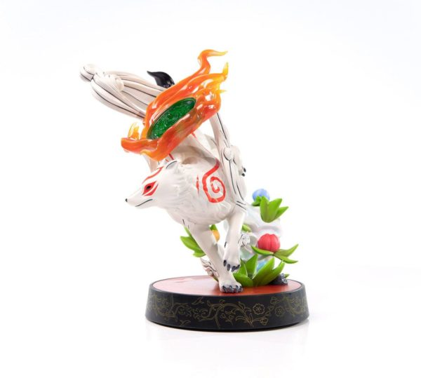 Okami PVC Statue Amaterasu 22 cm ( First 4 Figures )
