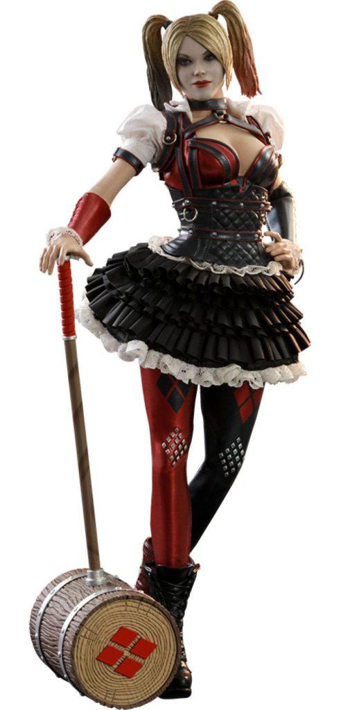 Batman Arkham Knight Videogame Masterpiece Action Figure 1/6 Harley Quinn 30 cm