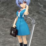 Rebuild-of-Evangelion-Parfom-R-Action-Figure-Rei-Ayanami-School-Uniform-Ver.-14-cm-Phat-1